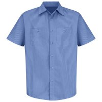 Classic Striped Auto Work Shirt SB22BS