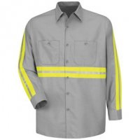 SC30EG - Enhanced Visibility Long Sleeve Shirt