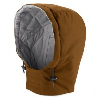 HLH2 - Brown Duck Snap-On Hood - EXCEL FR™ ComforTouch™ -