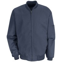 Perma Lined Solid Team Jacket - JT36