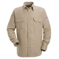 Bulwark SNS2 Snap-Front Uniform Shirt - Nomex® IIIA - 4.5 oz.