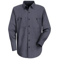 Deluxe Long Sleeved Work Shirt - SP10