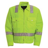 Hi-Visibility Ike Jacket - Class 2 Level 2 - JY32HV