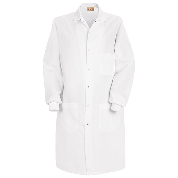 Discount Red Kap Specialized Cuffed Lab Coat Healthcare