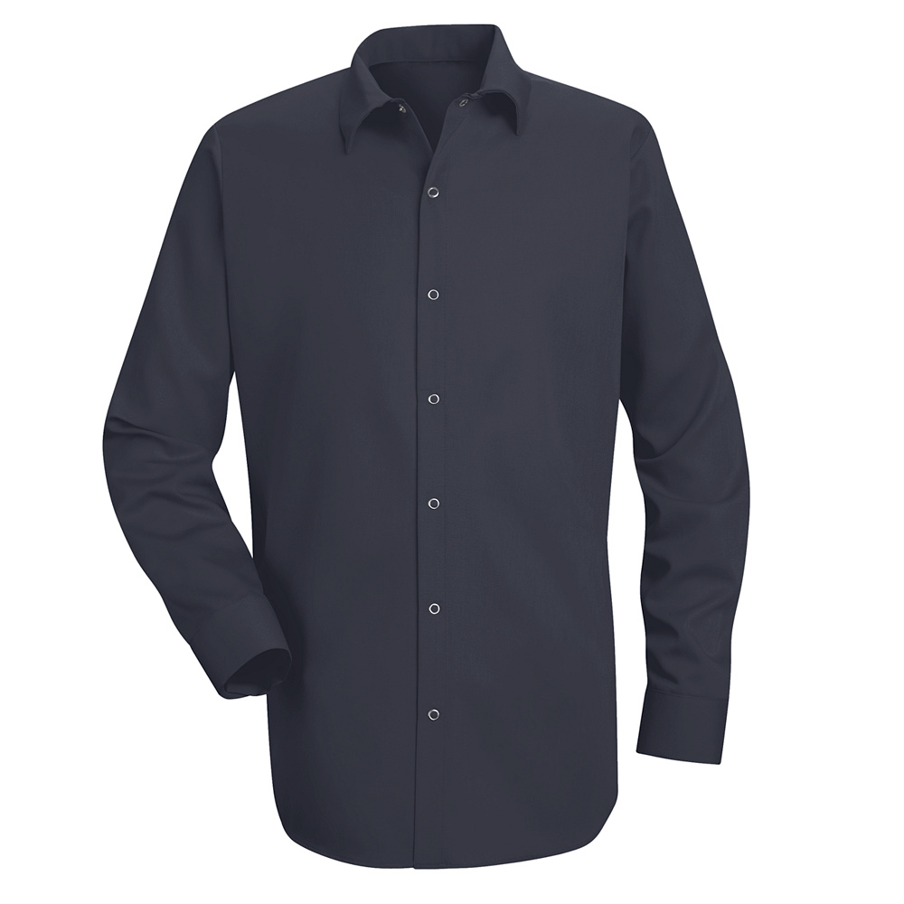 Discount red kap specialized cotton work shirt sc16 for 100 cotton work shirts