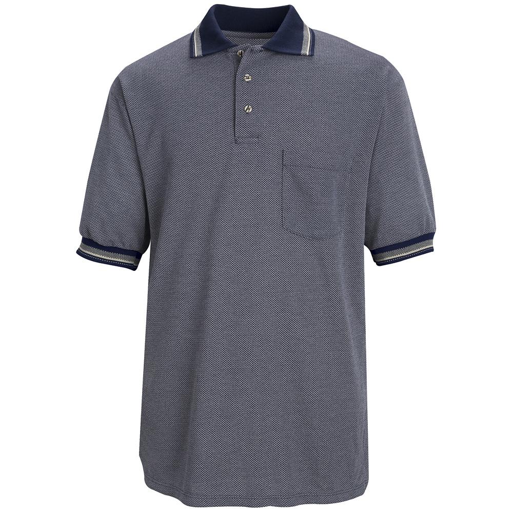 Knitted Shirt Pattern : Discount Red Kap Performance Knit Diamond Pattern Shirt - SK08