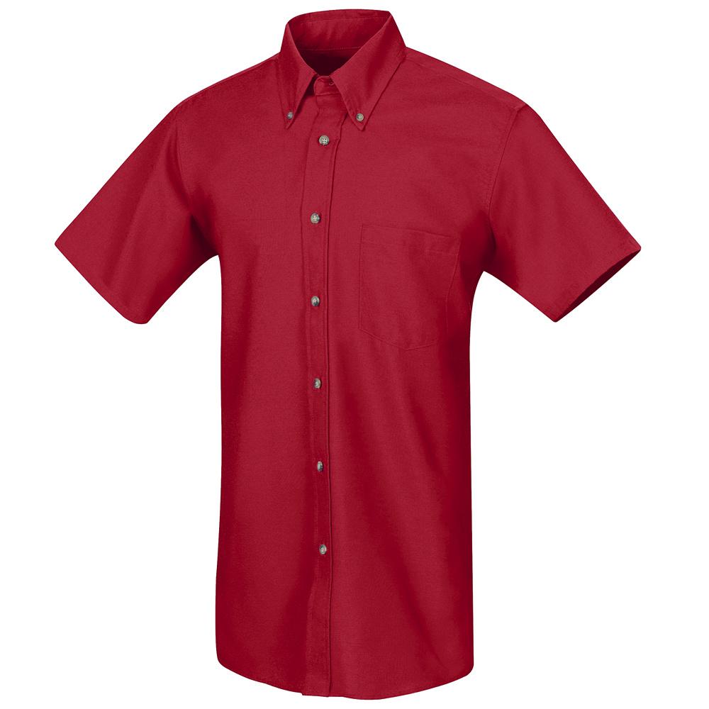 Discount red kap poplin dress shirt sp80 for What is a poplin shirt
