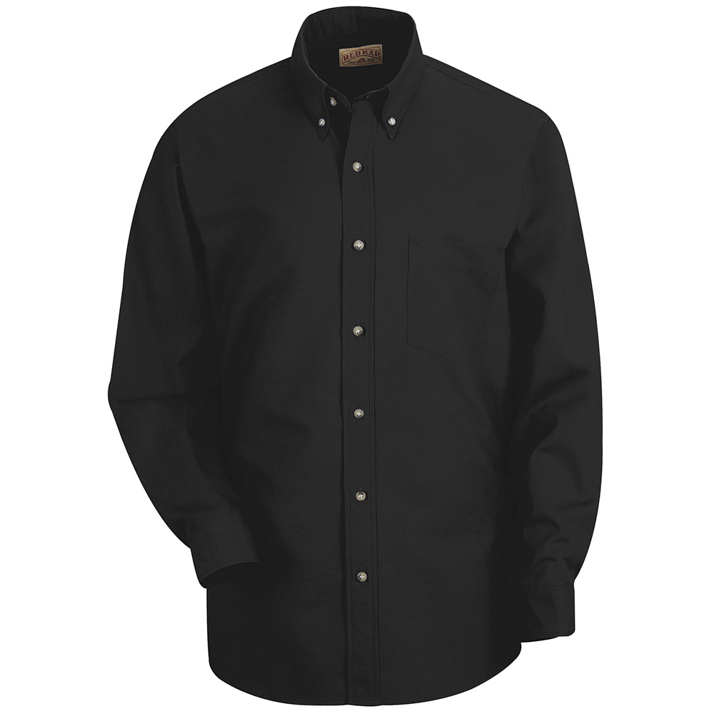 Mens Black Dress Shirt - RP Dress