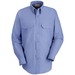 Solid Long Sleeved Dress Uniform Shirt - SP50