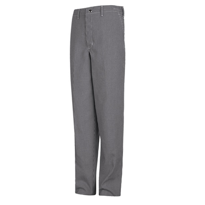 Spun Poly Checked Cook Pant - PS64