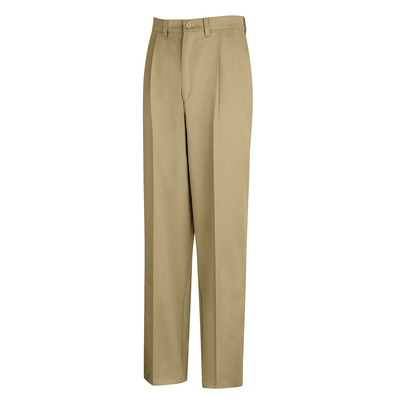 Pleated Front Cotton Pant - PC46