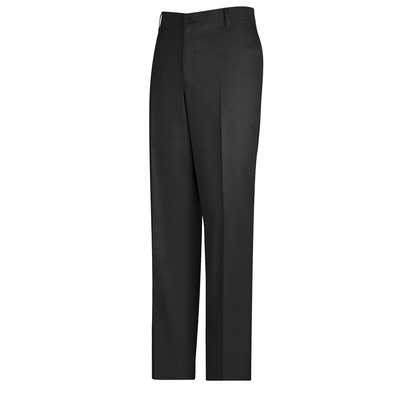 Plain Front Cotton Pant PC44