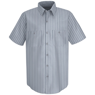 Industrial Striped Work Shirt<br>SP20</br>
