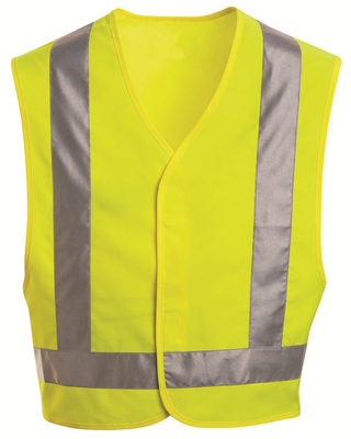 Red Kap VYV6 High Visibility Safety Vest