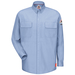 QS30 - LONG SLEEVE PATCH POCKET SHIRT