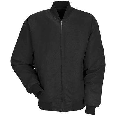 Perma Lined Solid Team Jacket - JT38